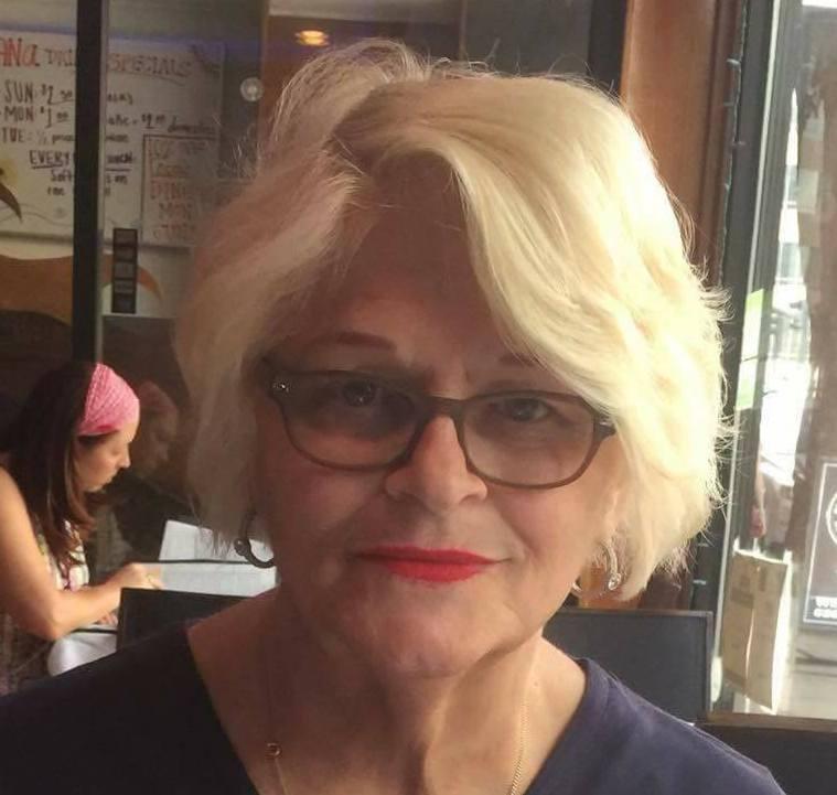 Pastor Evelyn Weber