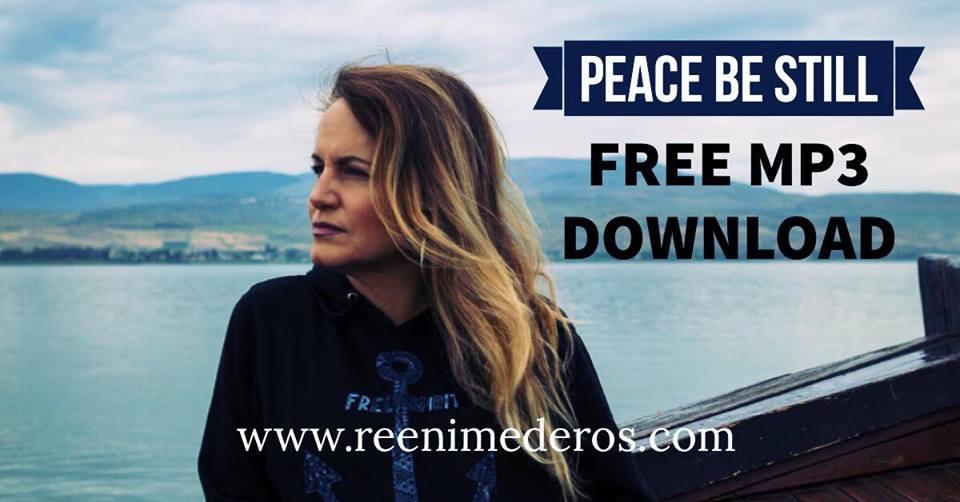 Peace Be Still by Reeni Mederos – FREE MP3 Digital Download