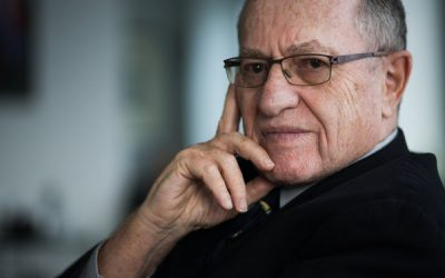Dershowitz: 'Secret' Emails About Sex Allegations Will Put 'Prominent People in Handcuffs'